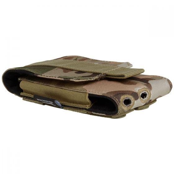 Средний Подсумок для Телефона Brandit MOLLE - Tactical Camo