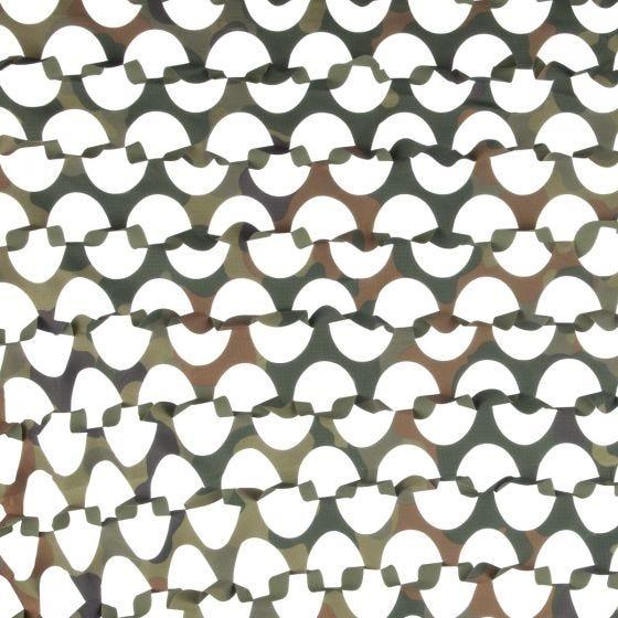 Маскировочная Сеть Camosystems 3-D Ultra-lite 3x1,1 м - Flecktarn