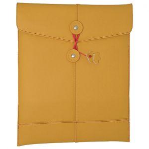 Кожаный Футляр Civilian PadManila iPad - Mango