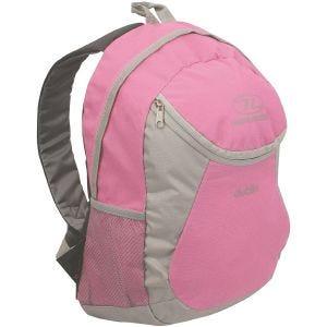 Рюкзак Highlander Dublin - Серо-Розовый