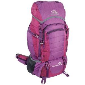 Рюкзак Highlander Expedition 60 - Фиолетовый