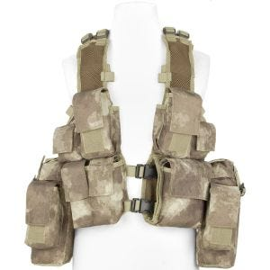 Жилет MFH South African Assault - HDT Camo AU