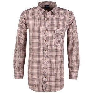 Рубашка на Пуговицах с Длинным Рукавом Propper Covert - Barn Red Plaid