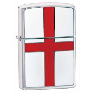 Зажигалка Zippo English Flag