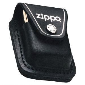 Подсумок для Зажигалок Zippo с Петелькой - Черный