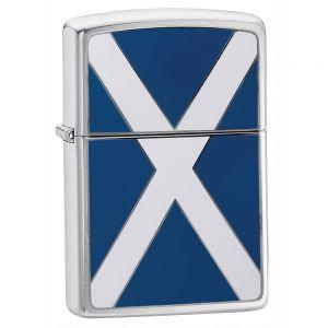 Зажигалка Zippo Scottish Flag